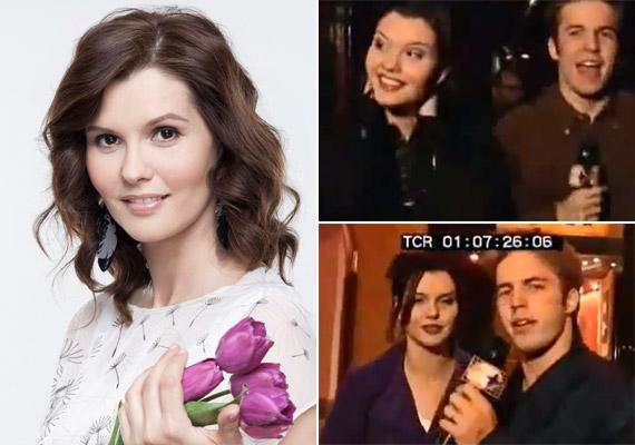 Zsu, azaz Nyul Zsuzsa Sebestyén Balázzsal együtt - képünkön - a Z+-nál kezdte pályafutását, ahol sokszor szerepeltek együtt. Ezt követően dolgozott a TV2-nél, az RTL Klubnál és a VITAL TV-nél is. 2014-ben a FEM3 Cafén a MentaTrend háziasszonya lett.