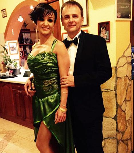 Szandi és Bogdán Csaba  Az énekesnő és zenész férje már 20 éve élnek együtt boldogan, nem meglepő, hogy ők voltak a Story-gála egyik legharmonikusabb sztárpárja.