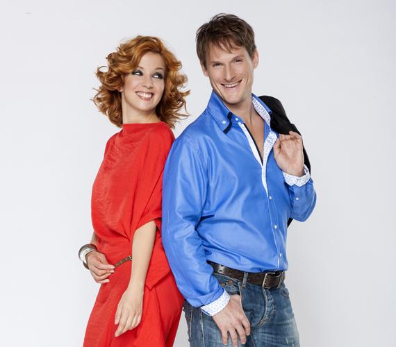 Kovács Patrícia és Fenyő Iván egy egészen új területen próbálják ki magukat, hamarosan kiderül, lesznek-e olyan sikeresek, mint a színpadon és a filmvásznon.