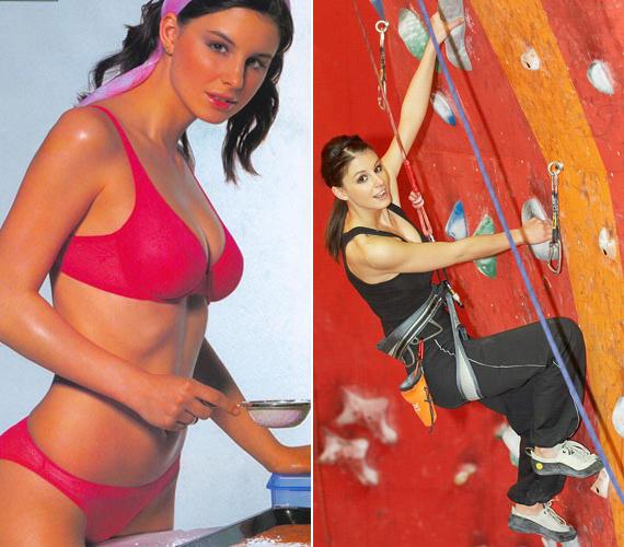 Sportos nő, alakjáért megdolgozik. 2005-ben egy közkedvelt férfimagazin oldalain is megmutatta magát.