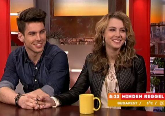 Kiderült, az X-Faktor tavalyi győztesére, Tóth Andira az RTL Klub berkein belül rátalált a szerelem. A részletekért kattints ide »
