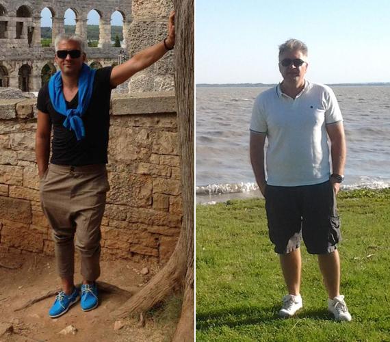 Kedvek Richárd Milánóba látogatott el, ami a kedvenc városa. Posta Lajos pedig a magyar tengert kereste fel.