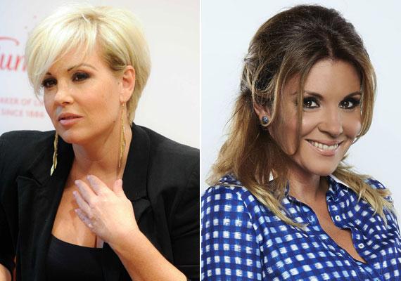 Liptai Claudia szeptember közepén vágatta le egészen rövidre a tincseit, és platinaszőkére változtatta hajszínét.