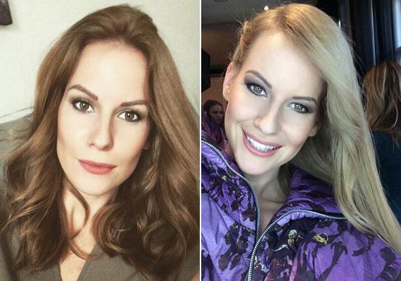 Mádai Vivien, az MTVA műsorvezetője október közepén váltott szőkéről barnára. Nem sokáig láthattuk az új hajszínnel, november elején már ismét szőkén pompázott.