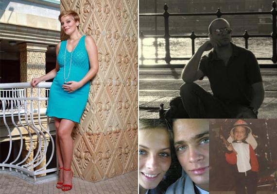 A 32 éves Tatár Csillának is van egy sármos öccse, a 29 éves Csaba, akivel nagyon közel állnak egymáshoz. A férfi néha még arra is rávehető, hogy együtt adjon interjút nővérével. Kamaszkorukban Csilla szoktatta le a dohányzásról.