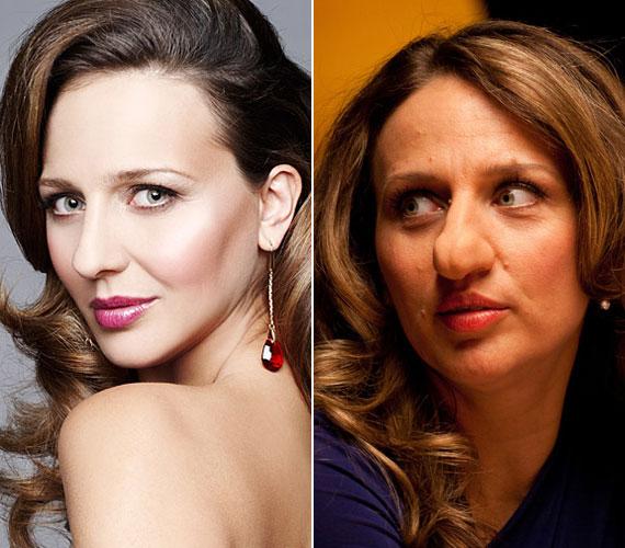 Pokorny Lia az HBO Társas játék című sorozatában már két évadban is egy nagyorrú nő, Gabi bőrébe bújt, ami napi két és fél órás sminkeléssel járt számára.