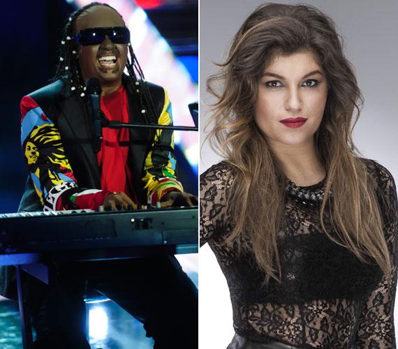 Nika is férfi énekes bőréve bújt: őt sem lehetett felismerni, amikor Stevie Wonder Part Time Lover című számát adta elő. A nézőknek nem annyira tetszett, ő esett ki az adásból.