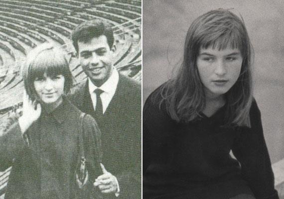 Szécsi Pál 18 évesen, egy divatbemutatón ismerkedett meg a 23 éves lengyel manökennel, Grażyna Hasséval. A találkozásból egy pár hónapig tartó, elhamarkodott házasság lett. Ekkor Szécsi még modellként dolgozott, nem volt befutott énekes. 1962-ben házasodtak össze, Lengyelországba költöztek, majd nem sokkal később az énekes hazajött, ekkor jelentkezett a tehetségkutatóba.