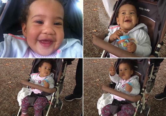 Kondákor Zsófia és Kembe Sorel, a Jóban Rosszban című sorozat sztárpárja idén július elején mutatta meg először kislányát. A kis Katja ekkor már egy éves volt, hisz 2013. június 21-én jött a világra.