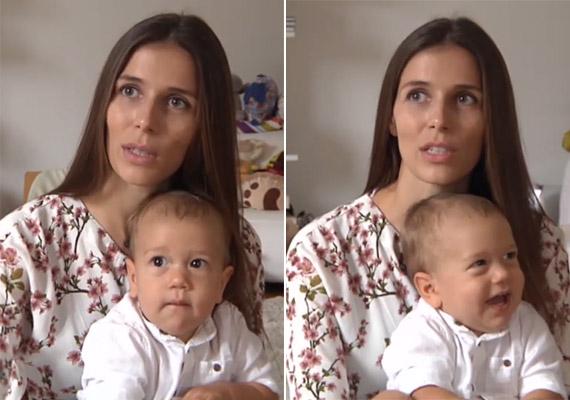 A 11 hónapos Alexander Szekeres Nóra harmadik gyereke. A műsorvezető terhességét és a szülést is titokban tartotta, kisfiát sem mutogatta.