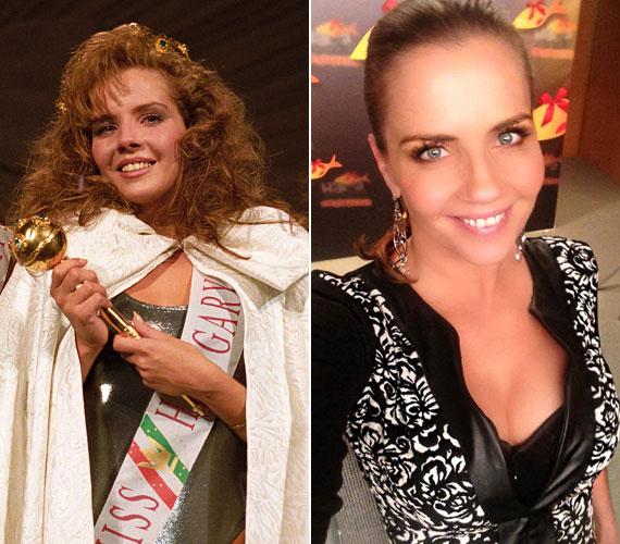 A 45 éves Bálint Antónia 1991-ben megnyerte a Miss Hungary versenyt, de aktfotói miatt utólag megfosztották címétől. Hat évébe került, mire a bíróság kimondta, hogy jogtalan volt a trónfosztás.