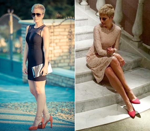 Tatár Csilla a TV2 Mokkájának a műsorvezetője, a 31 éves tévés is szereti a szép ruhákat, a személyes blogján is külön rovata van a divattippjeinek. A két fotót a hivatalos Facebook-oldaláról választottuk ki, ezeken egyaránt látszik Tatár Csilla nőies alakja és az a cseppnyi titokzatosság, ami az egyéniségéből fakad.