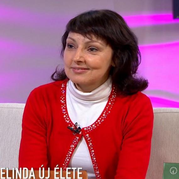 Szíj Melinda a Mokka című műsorban csütörtöki adásában. Az énekesnő dalát az év hazai hagyományos slágerzenei albuma vagy hangfelvétele kategóriában jelölték.