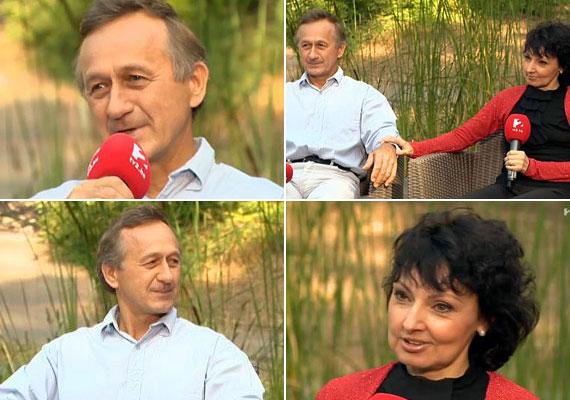 Szíj Melindára rátalált a szerelem is, párját, Attilát a TV2 Mokka című reggeli műsorában 2014 nyarán meg is mutatta a nézőknek.