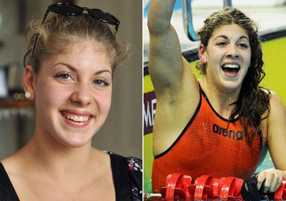 A 18 éves Szilágyi Liliána a női 200 méteres pillangóúszásban a harmadik legjobb idővel (2:07:46 perc) jutott be a középdöntőbe a kazanyi világbajnokságon. A londoni olimpia legfiatalabb magyar úszója idén érettségizett, jogi pályára készül, mint az édesapja.