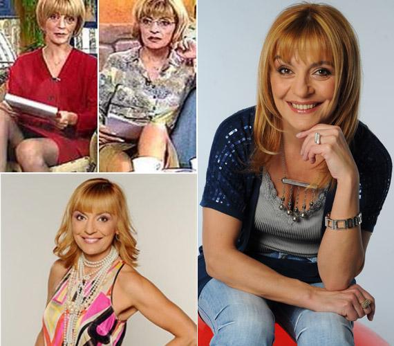Szily Nóra pszichológusként diplomázott, televíziós karrierje a kilencvenes években kezdődött.