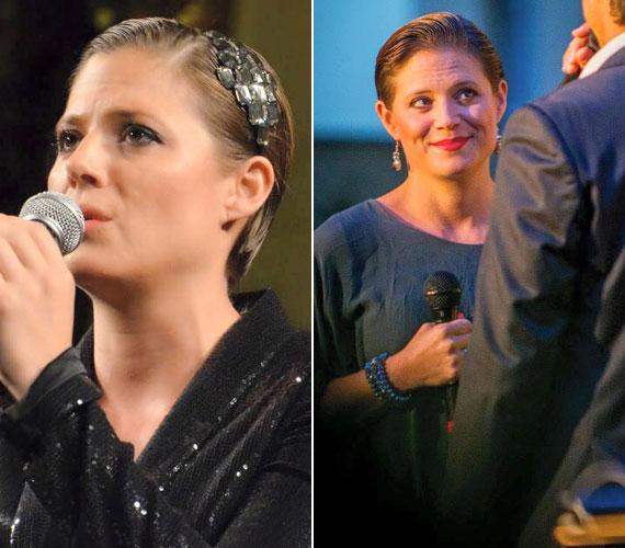 Augusztus 30-án a Dohány utcai zsinagógában a Budapest Klezmer Band, pár nappal korábban pedig a Weöres Sándor Színház vendége volt - mindkét helyszínen zselével lesimított hajjal lépett fel.