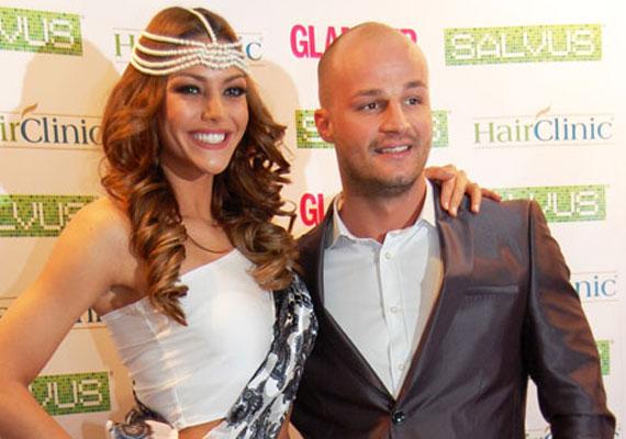 Kulcsár Edina, a 2014-es Miss World Hungary, a TV2 műsorvezetője bő öt év után szakított vőlegényével, Mátéval.