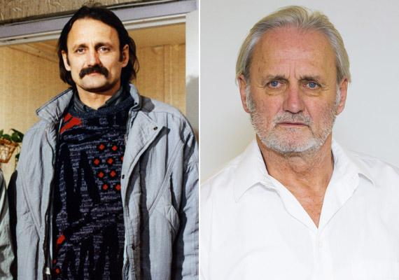 Trokán Péter, amikor Alma bemutatta Taki bácsinak és Lenke néninek, valamint a szombathelyi Weöres Sándor Színház Hosszú út az éjszakába című darabjában, amelynek premierjét 2015. január 30-án tartják.