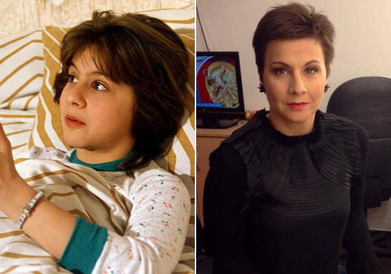 Ábel Anita volt Juli nagyobbik lánya, Mágenheim Julcsi. A színésznő sokáig műsort is vezetett, jelenleg pedig a Heti Hetesben is látható.