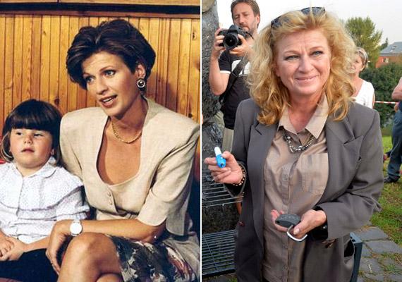 Etus lányát, a kozmetikus Julit Frajt Edit formálta meg, kisebbik lányát, Flórát pedig igazi lánya, Nicsovics Franciska. Az 59 éves színésznő szeptember végén avatta föl Gazdagréten a szomszédok padját.