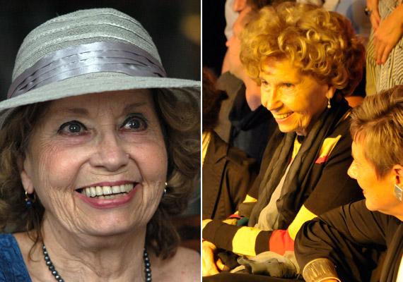 Schubert Éva formálta meg Lillácskát, akinek Sümeghy Oszkár operaénekes - Palócz László - udvarolt. A 83 éves színésznő súlyos csontritkulása és csípőprotézise miatt kerekesszékben él.