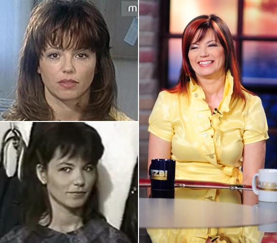 Ivancsics Ilona Vágási Jutka tanárnőt játszotta annak idején a Szomszédokban. A még ma is gyönyörű, 52 éves színésznőnek a valóságban már egy tinédzserkorú nagyfia van.