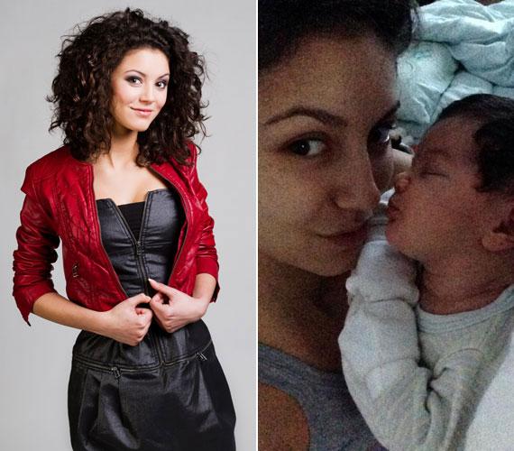 A Jóban Rosszban egykori színésznőjének kislánya, a kis Zara szeptember 20-án jött világra. Két hetesen egy tündéri kis hajasbaba.