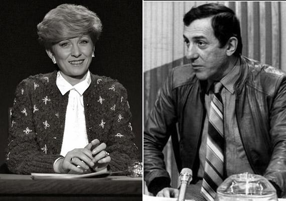 Kudlik Júlia és Antal Imre külön-külön is vezettek műsorokat, de a legtöbben mégis a magyar televíziózás egyik legnépszerűbb sorozatával, az 1980-ban elindult a Szeszélyes évszakokkal kapcsolja össze a nevüket. Annyit bolondoztak benne, hogy a nézők képzeletben a két műsorvezetőt is összeadták.