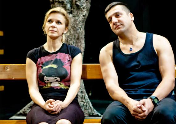 Schell Judit és Csányi Sándor a 2005-ös Csak szex és más semmi című vígjátékban alakított szerelmespárt. Nyolc évvel később a Thália Színház Esküvőtől válóperig című produkciójában kerültek ismét össze, majd a teátrum 2014 júniusában bemutatott Liliom című darabjában játszottak újra együtt, tavasszal pedig egy kétszemélyes darabban láthatjuk őket. Több nézővel is beszéltek, aki azt hitte, az életben is együtt vannak.