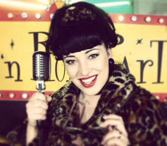Szklenár Gabriella, a Baby Gabi művésznévvel ismert énekesnő is kipróbálja magát a TV2 nagy őszi show-jában.