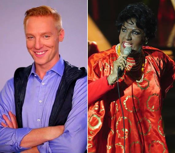 A 2013-as győztes, Bereczki Zoltán, aki idén a zsűriben foglalt helyet, egyebek közt Aretha Franklin karakterébe bújva állt színpadra.