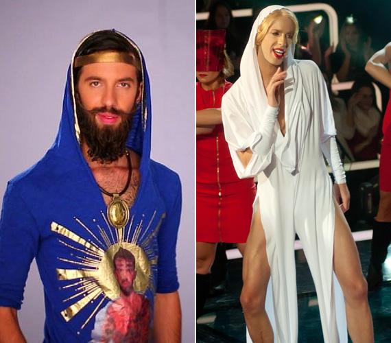 A 2013-as adásban Varga Viktor előszeretettel formált meg nőket, egyik alkalommal Kylie Monigue-ként ismerhetett rá a közönség - bár nézni kellett egy darabig, mire fel lehetett ismerni.