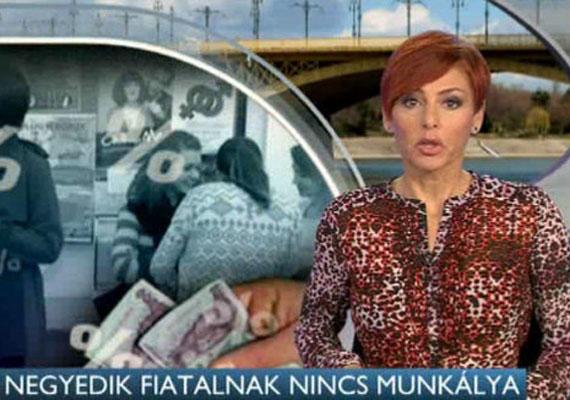 Az RTL Klub híradója 2013 novemberében produkált egy máig emlegetett bakit. Erős Antónia éppen arról beszélt, hogy a fiatalok 27%-a munkanélküli. Az anyaghoz tartozó feliratban szerepelt egy durva helyesírási hiba.