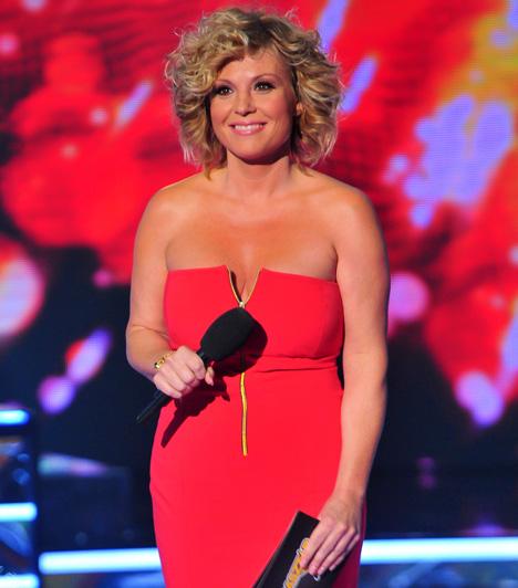 Liptai Claudia  A színésznő és műsorvezető a 2012-es Megasztár alatt talán ebben a lecsúszott cipzárt imitáló ruhában keltette a legnagyobb feltűnést.