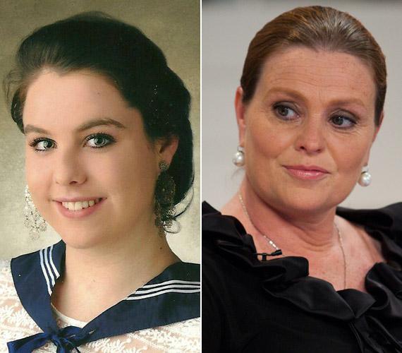 A Színház- és Filmművészeti Egyetem első éves hallgatója, Bajor Lili is nehezen tudná letagadni édesanyját, Hámori Eszter színésznőt. A 19 éves lány édesapja az augusztusban elhunyt színész, Bajor Imre.