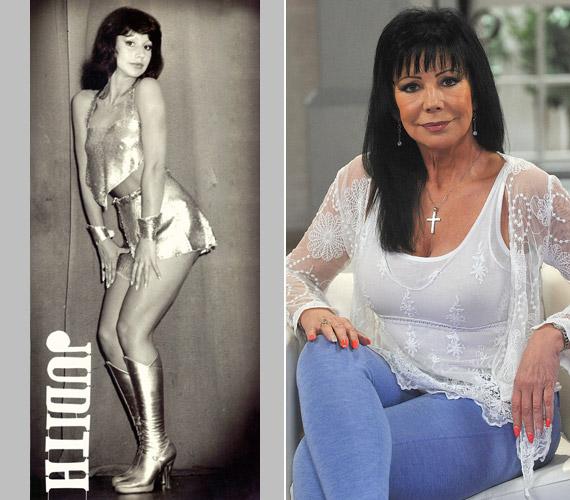 Szűcs Judith szerint a siker sokszor azon is múlik, hogyan néz ki valaki. Az énekesnőről kevesen mondanák meg, hogy elmúlt 60 éves.