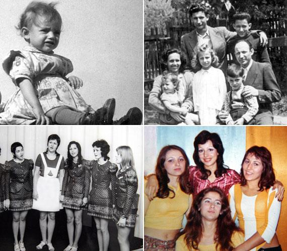 Szűcs Judith 1953-ban született Sashalmon, családja nagy szegénységben élt.