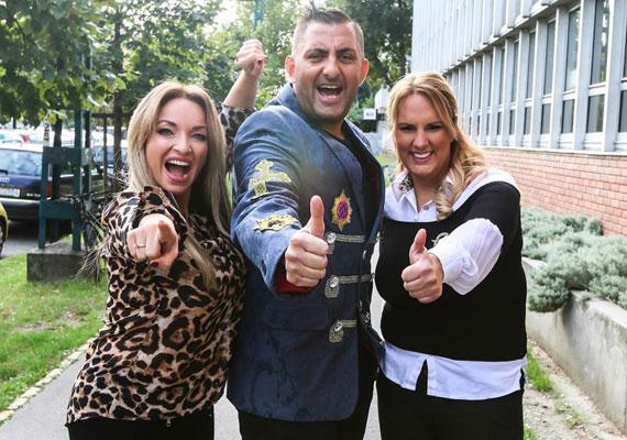 Gáspár Győző, Kunovits Katinka és Völgyi Zsuzsi nagy bejelentést tett szerdán a TV2 Mokka című műsorában: újra összeáll a Romantic együttes.