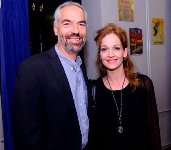 Horváth Lili színésznő februárban adott életet harmadik gyermekének. Dr. Várady Péter idegsebész főorvossal tíz éve él boldog házasságban. Két fiuk után egy kislánynak örülhettek.