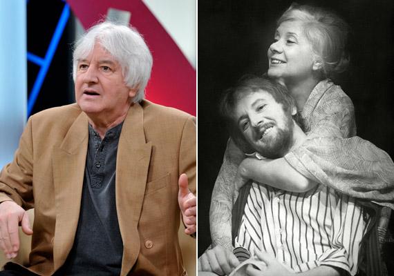Tahi Tóth László a Hogy volt?!... című műsorban és Ruttkai Évával a Vígszínház 1977-ben bemutatott Utazás az éjszakába című előadásában.