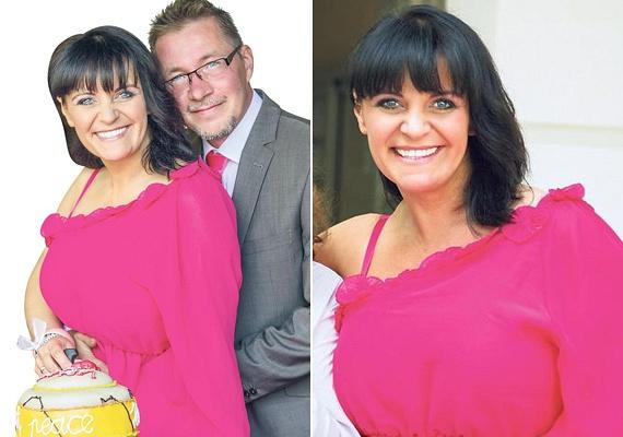 Pintácsi Vikinek harmadszorra, 44 évesen sikerült megtalálnia az igazit. Iván és Szandi testvére 2015-ben, titokban házasodtak össze, Viki pedig fehér helyett pedig a vagány pink ruhában mondta ki a boldogító igent.