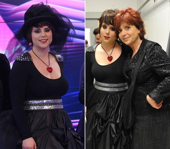 Tarján Zsófia 2014 januárjában az köztévé A Dal című műsorában. Édesanyja, Hernádi Judit színésznő a döntőben a kulisszák mögül szurkolt lánya zenekarának, nem kívánt előtérbe kerülni.