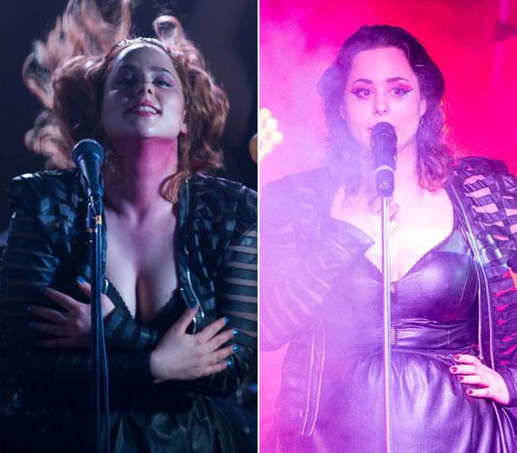 A 29 éves Tarján Zsófiát imádja a közönség, a telt idomú énekesnőért a férfiak is odáig vannak, a közösségi oldalán rendre ajánlatokkal bombázzák, ami a koncerteken készült fülledt hangulatú fotóit elnézve nem is csoda.