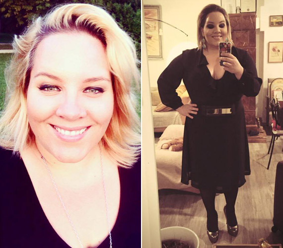 Tóth Vera októberben kezdett fogyókúrázni, fél év alatt 30 kilót szeretne leadni. Már látszik rajta, hogy fogyott. Akárhogy is fog kinézni, a 29 éves énekesnőt plusz kilóival is imádja a közönség.
