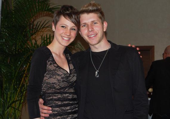 Baricz Gergő és Kováts Vera az X-Faktor második évadában, 2012 őszén szeretett egymásba. Kapcsolatuknak fél év múlva, 2013 májusában vége szakadt.