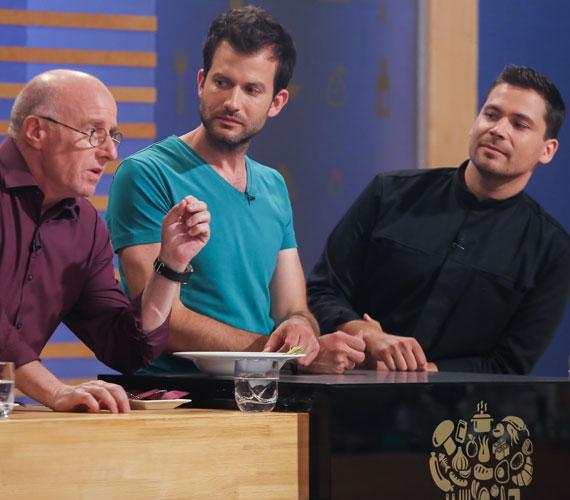 Vetélkedő kategóriában a Magyarország, Szeretlek! (M1), a Maradj talpon! (M1) és A konyhafőnök (RTL Klub) szállt ringbe - az utóbbi nyert.