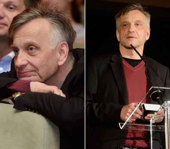 A tévésorozatban szereplő legjobb színész az HBO saját gyártású sorozatának, a Terápiának a főszereplője, Mácsai Pál lett. Anger Zsolt (Fapad, Hacktion - Újratöltve) és Máté Gábor (Terápia) volt még jelölt.