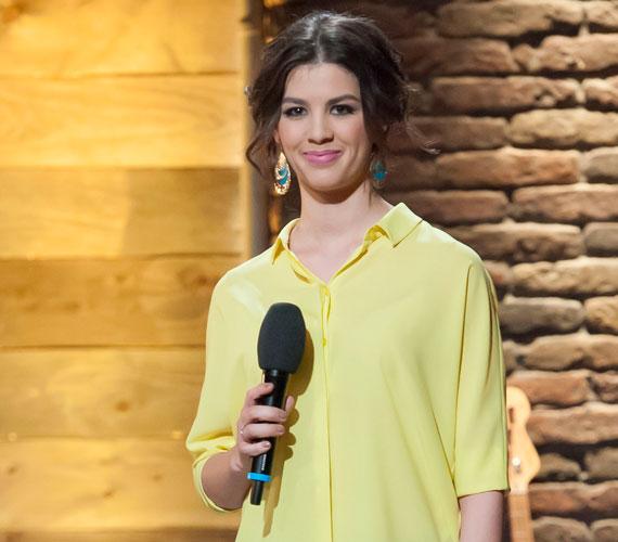 Ördög Nóra, aki a legjobb női műsorvezetőnek járó díjat kapta, Az ének iskolája forgatásán volt, ezért telefonon keresztül mondott köszönetet. Lilut és Liptai Claudiát előzte meg.