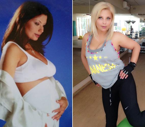 A 45 éves Rába Tímea, volt szépségkirálynő a mai napig vigyáz alakjára, ezért is nehéz elhinni, hogy 33 kilót hízott első gyermekével, aki 1994-ben, első házasságából született. A sztár elmondta, neki a bébiétel-diéta vált be a legjobban.